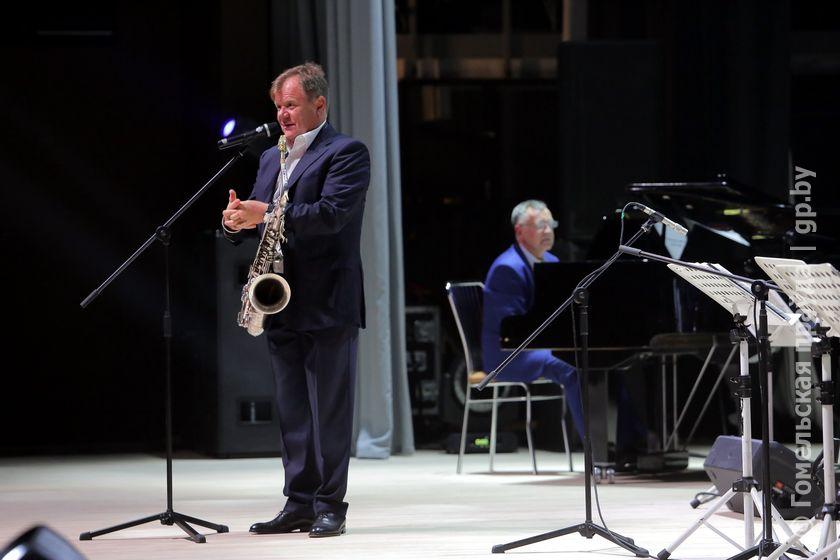 Концерт Игоря Бутмана